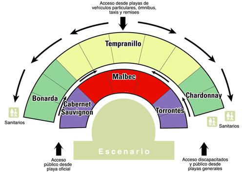 Vendimia Anfiteatro
